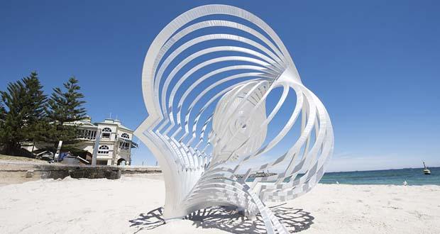 Выставка Sculpture by the Sea
