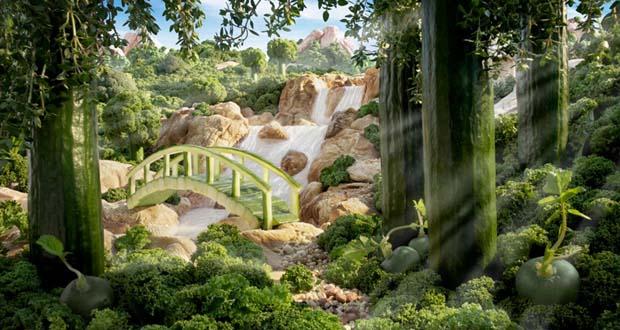 Огуречный мост