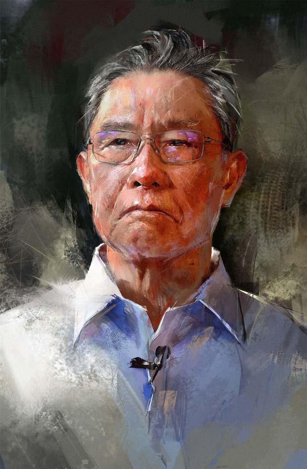 Китайские художники восхищены подвигами врачей