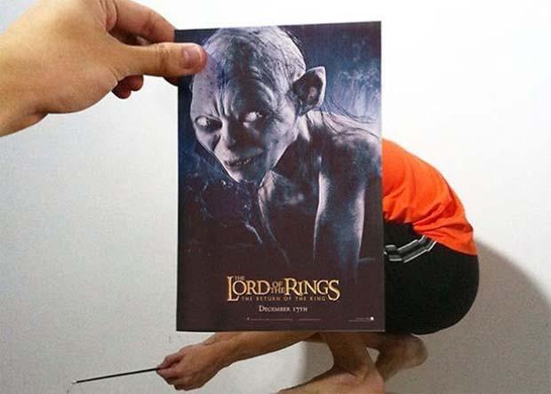 Постеры и реальность
